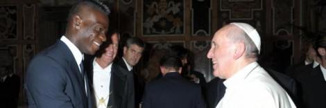 Paus - Balotelli