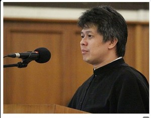 Uskup Bandung Pastor Anton Subianto Bunyamin OSC