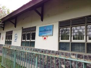Yayasan katolik Kunci Yogyakarta (RKY) di Nandan, Yogyakarta