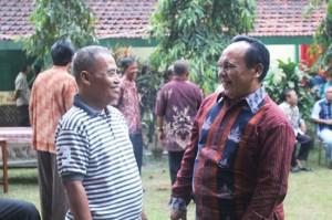 Dua mantan SCJ berbagi sukacita