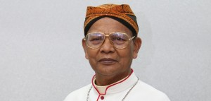 Mgr Julianus Kemo Sunarka SJ Uskup Purwokerto
