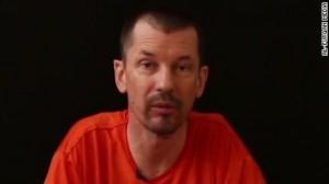 john cantlie isis by CNN