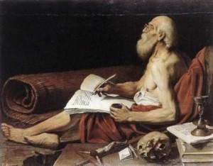 ketekunan by monasticism