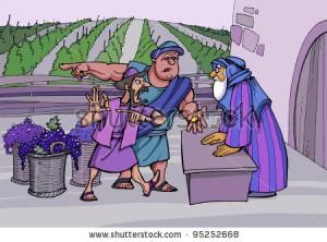 pekerja kebun anggur by shutterstock