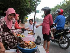 penjual nasi by mulyad