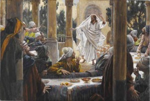 jesus melawan kaum farisi by tissot