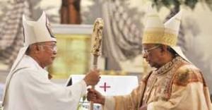 tongkat gembala uskup kas