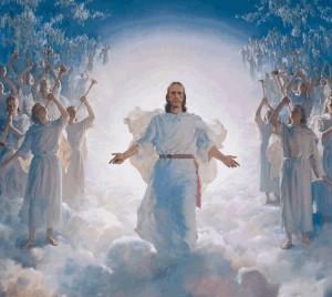 yesus surga