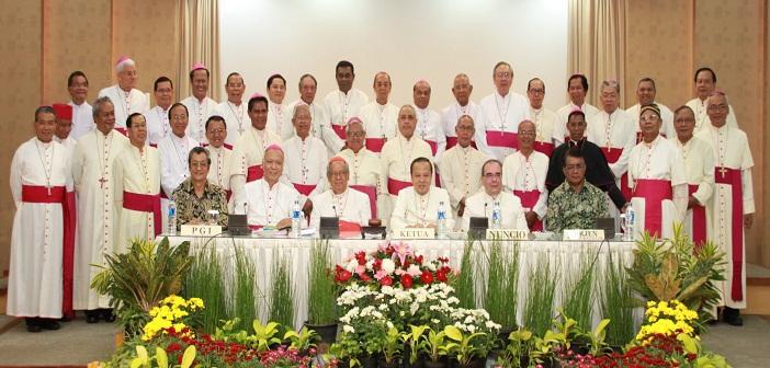 Pembukaan-Sidang-para-uskup KWI