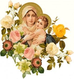 bunda maria by catholic tradition