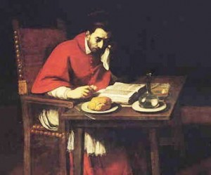 santo calolus borromeus