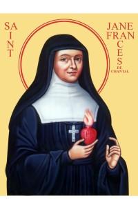 santa frances de chantal