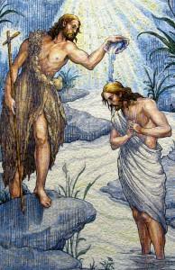 yesus dan yohanes pembabtis