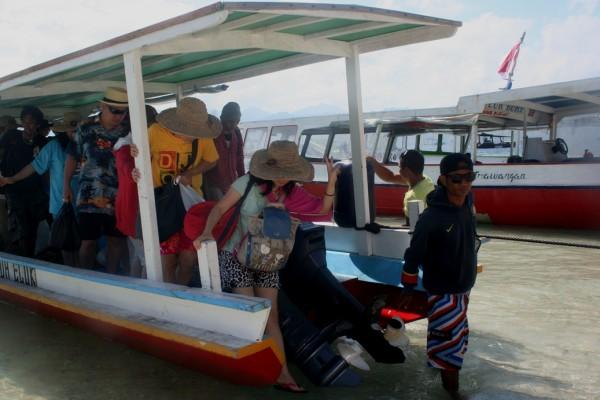 Gili Trawangan Lombok pelabuhan 2