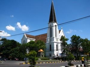 katedral bandung by obor