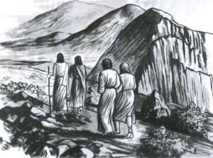 yesus murid