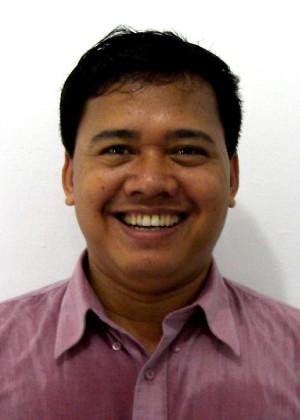 Pastor Timotius I Ketut Adi Hardana MSF