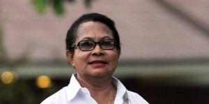 Menteri Pembedayaan Perempuan dan Perlindungan Anak (PPA) Yohana Susana Yembise