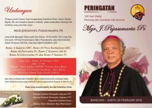 Mgr Puja di Bandung