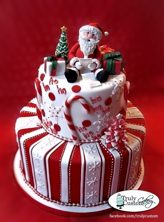 Fabulous Christmas Themed Birthday Cake Ideas The Cake Boutique Funny Birthday Cards Online Eattedamsfinfo