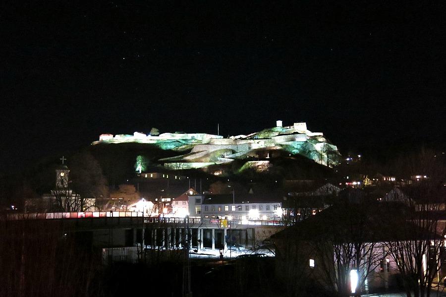fredrikstensfestning_halden_by_Night_Norway_norge