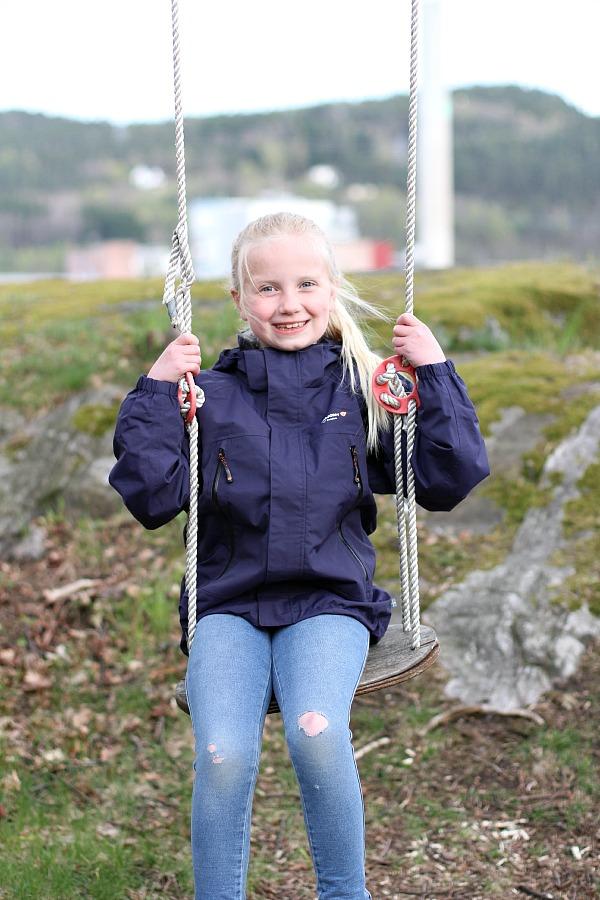 Isbjörn_Of_Sweden_Skal_jacka_Navy