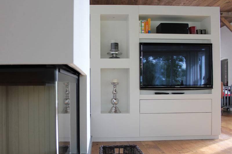 Roomdivider MDF eigen ontwerp Marjo in vele maten leverbaar