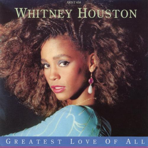1986 Whitney Houston – Greatest Love Of All (US:#1 UK:#8) | Sessiondays