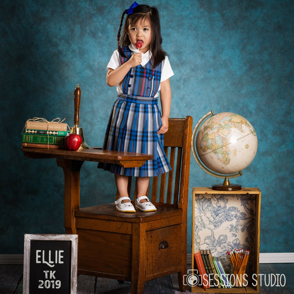 Back to School by Sessions Studio