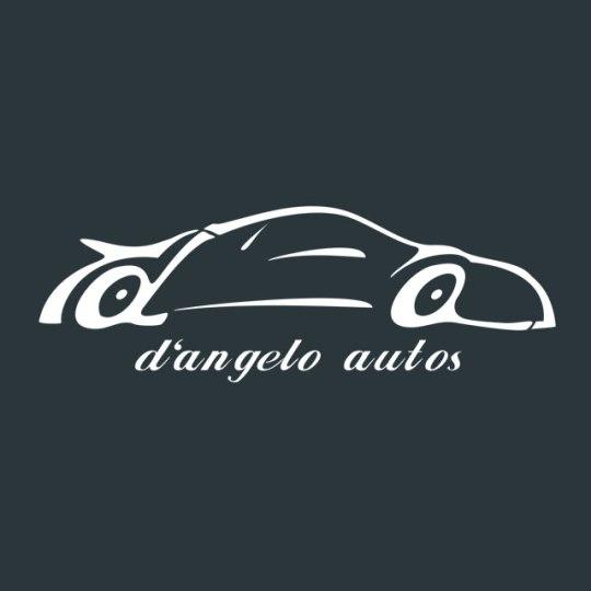Diseño de logo Dangelo Autos