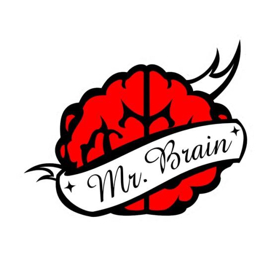 Diseño de logo para Mr. Brain