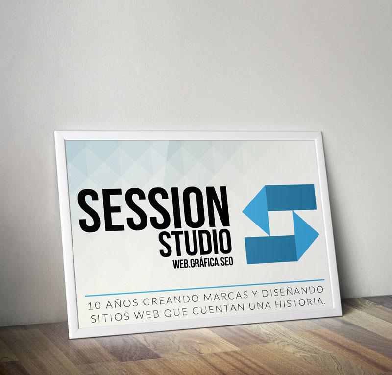 sessionstudio agencia de diseño web