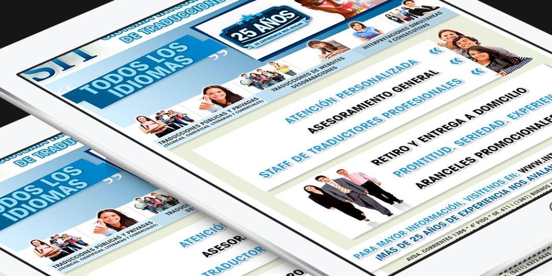 Diseño de Newsletter para Infoenvios – Cliente: SIT