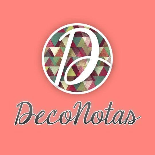 Diseño de logo Deconotas