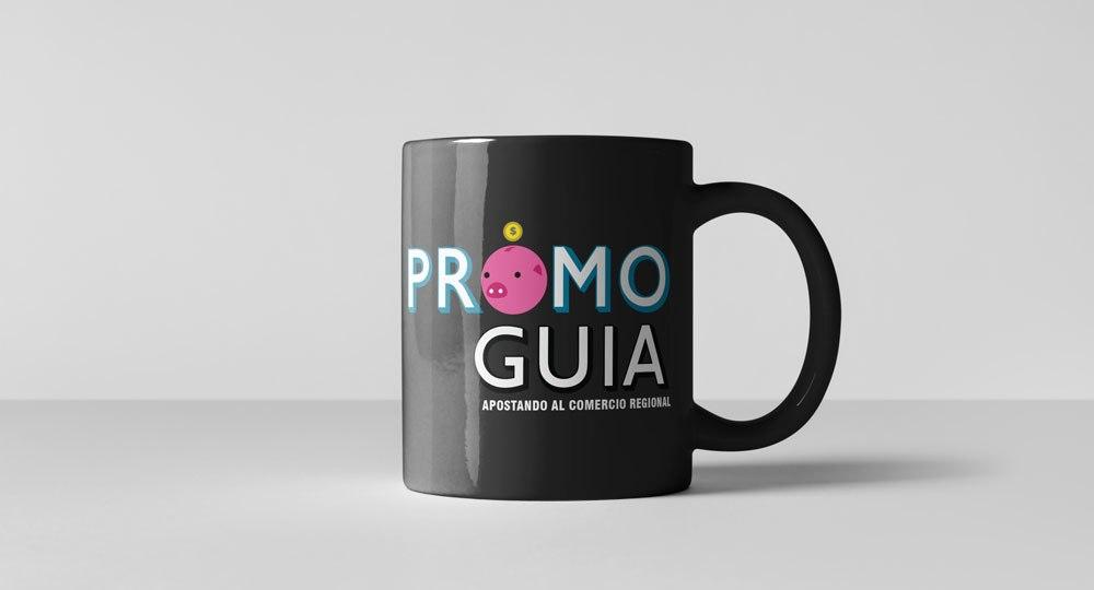 Diseño de logo Promoguía