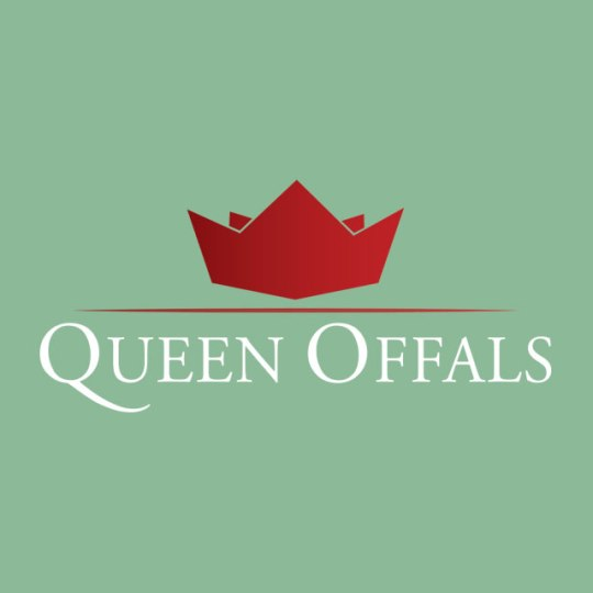 Diseño de logo Queen Offals