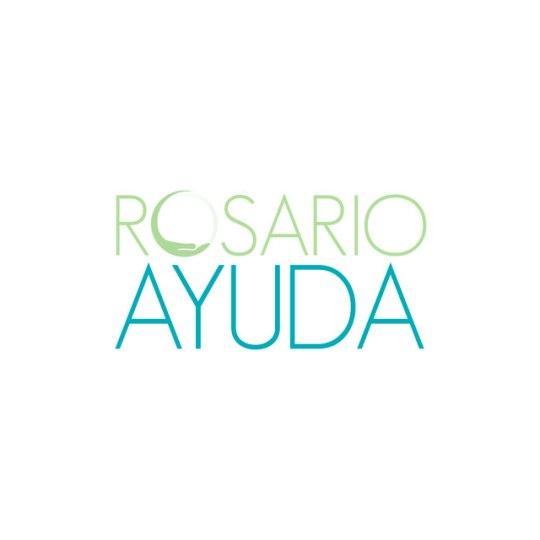 Logo Rosario Ayuda