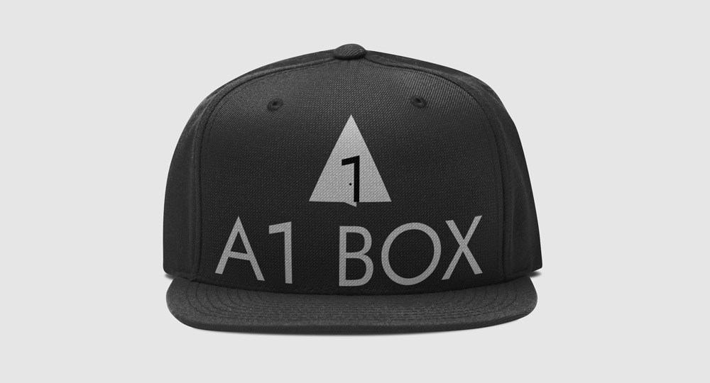 Diseñod e logo A1Box