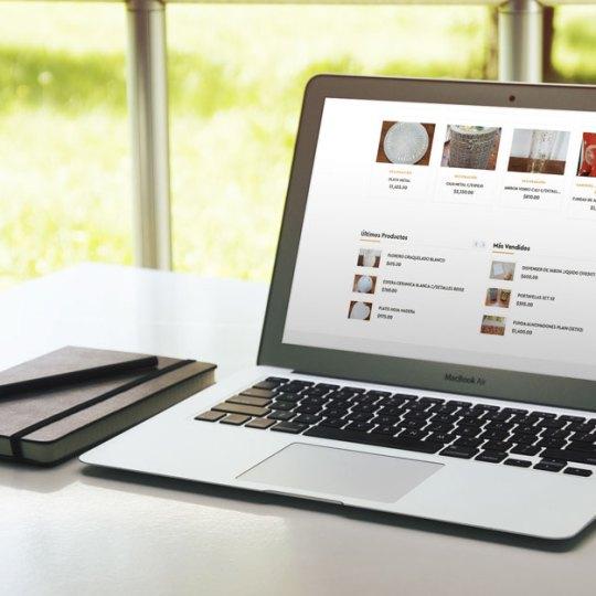 Diseño Web Tienda Online3