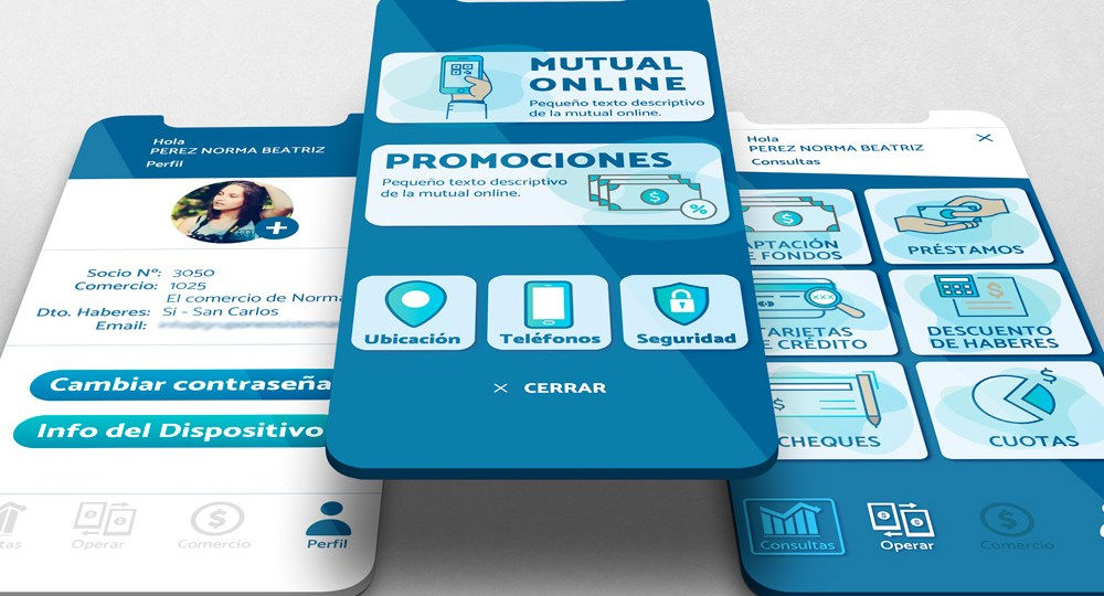 Diseño De Interfaz Para Aplicación Celulares