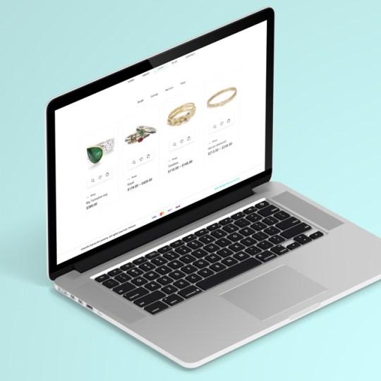 Diseño Tienda Online Sarella Suarez2