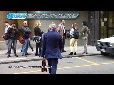 ASSUNZIONI IN IMPRESA RIFIUTI IN CAMBIO DI VOTI, SLITTA UDIENZA A RAFFAELE LOMBARDO
