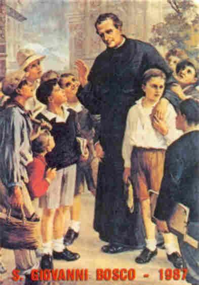 Largo don Giovanni Bosco Domenica 1 giugno la cerimonia