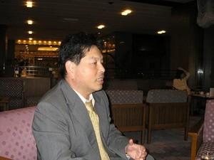 「リンカーン・フォーラム」  代表代行兼事務局長 内田 豊氏