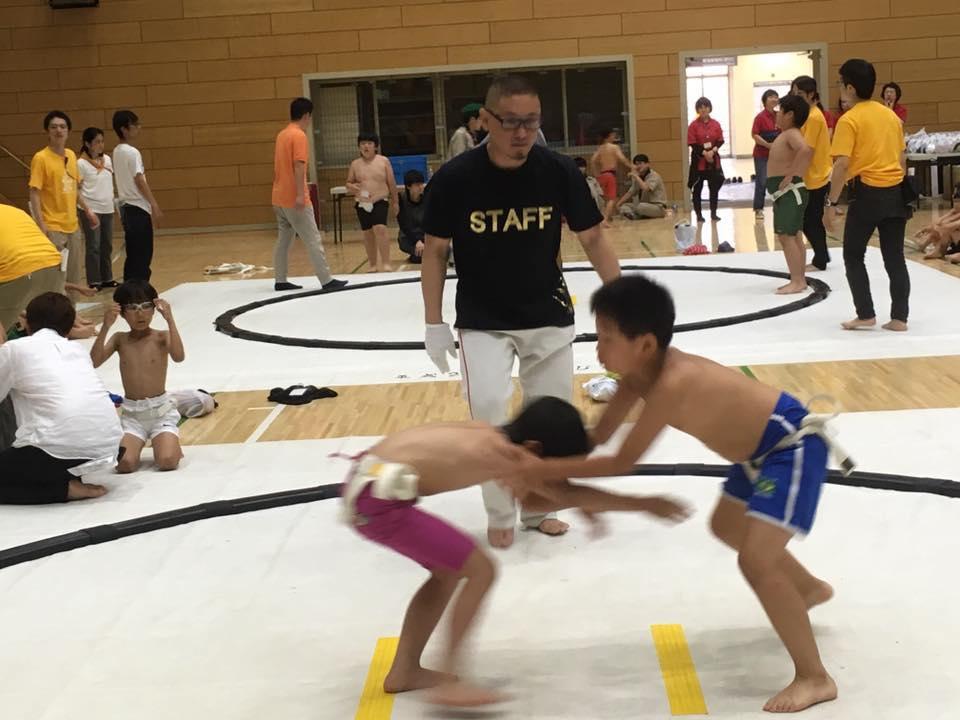 第40回わんぱく相撲世田谷区大会