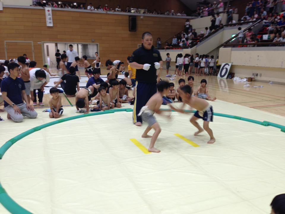 第41回わんぱく相撲世田谷区大会