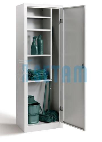 armoire a balais d entretien simple l 600 x p 400 mm