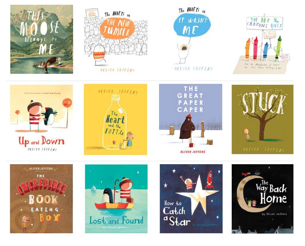 Image result for oliver jeffers books
