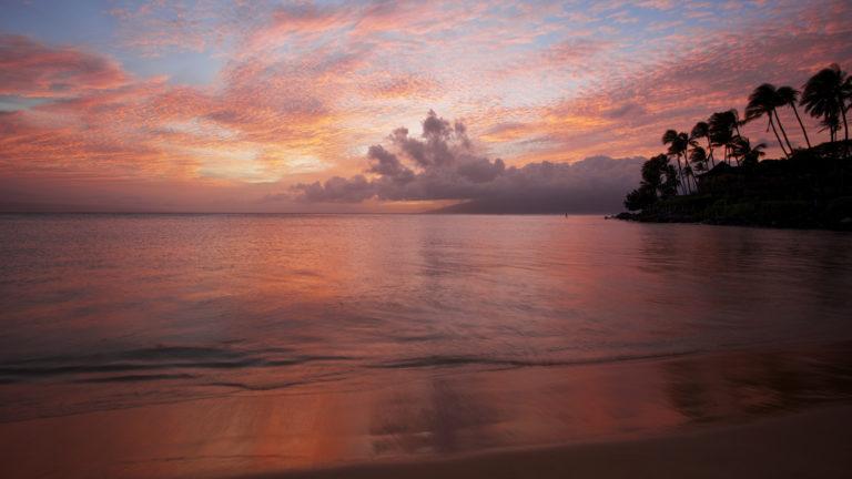 Best Amoled Wallpapers Iphone X Beach Sunset 4k Wallpaper 3840x2160