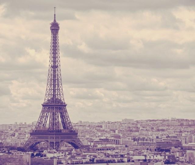 City Eiffel Tower Paris France Wallpaper X X